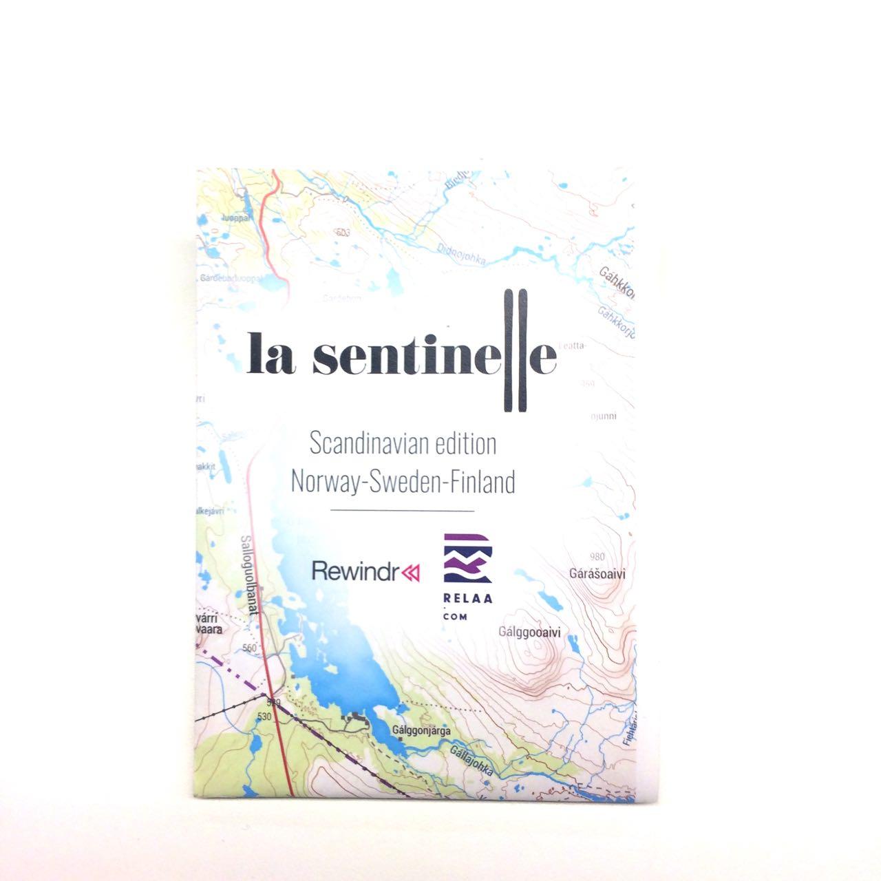 La Sentinelle Scandinavian Edition Shelby