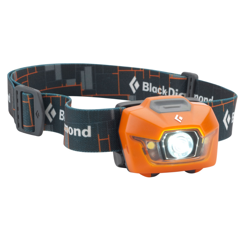 Black Diamond Storm Headlamp, 4 to 100 Lumen