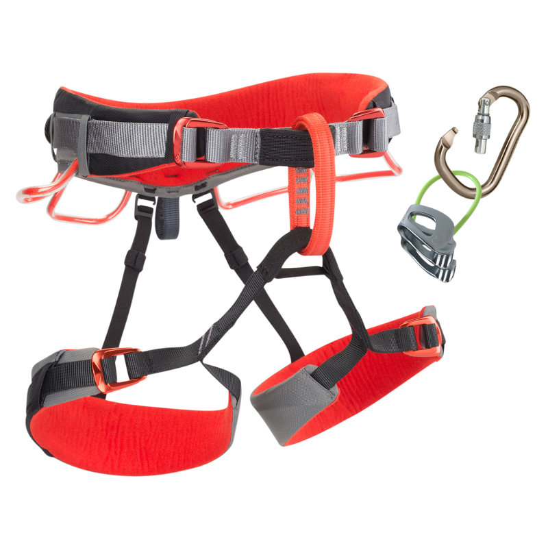 Black Diamond Momentum DS Combo Harness Set