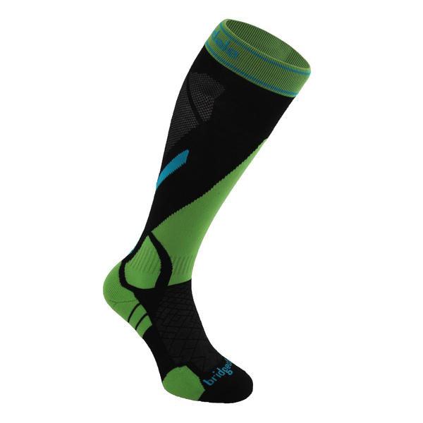 Bridgedale Vertige Light MerinoFusion Ski Socks, Size L