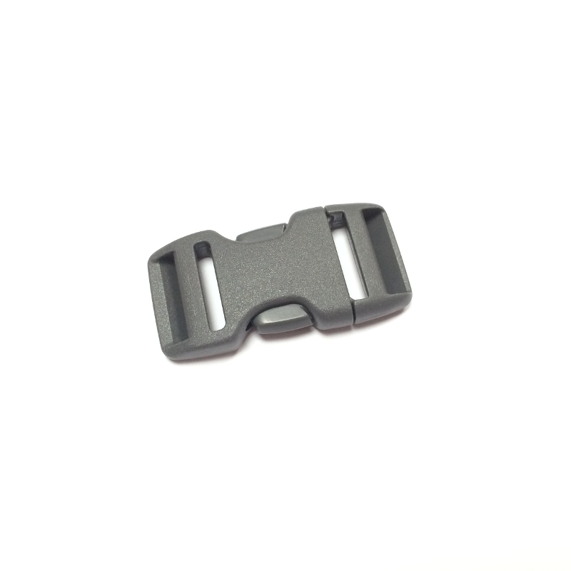Stealth Dual-Adjust Buckle For 20 mm Webbing