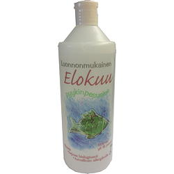 Elokuu Liquid Laundry Liquid, Uncented