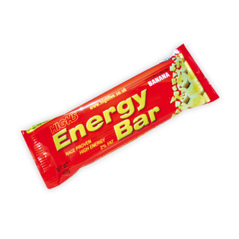 High5 EnergyBar energiapatukka