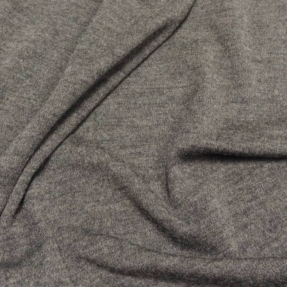 Merino Wool Fabric, Gray