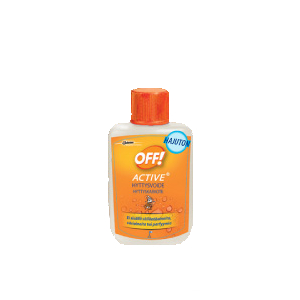 OFF! Active Mosquito Repellant Cream 37 ml