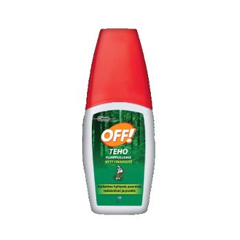 OFF! Teho Pump Spray Insect Repellant