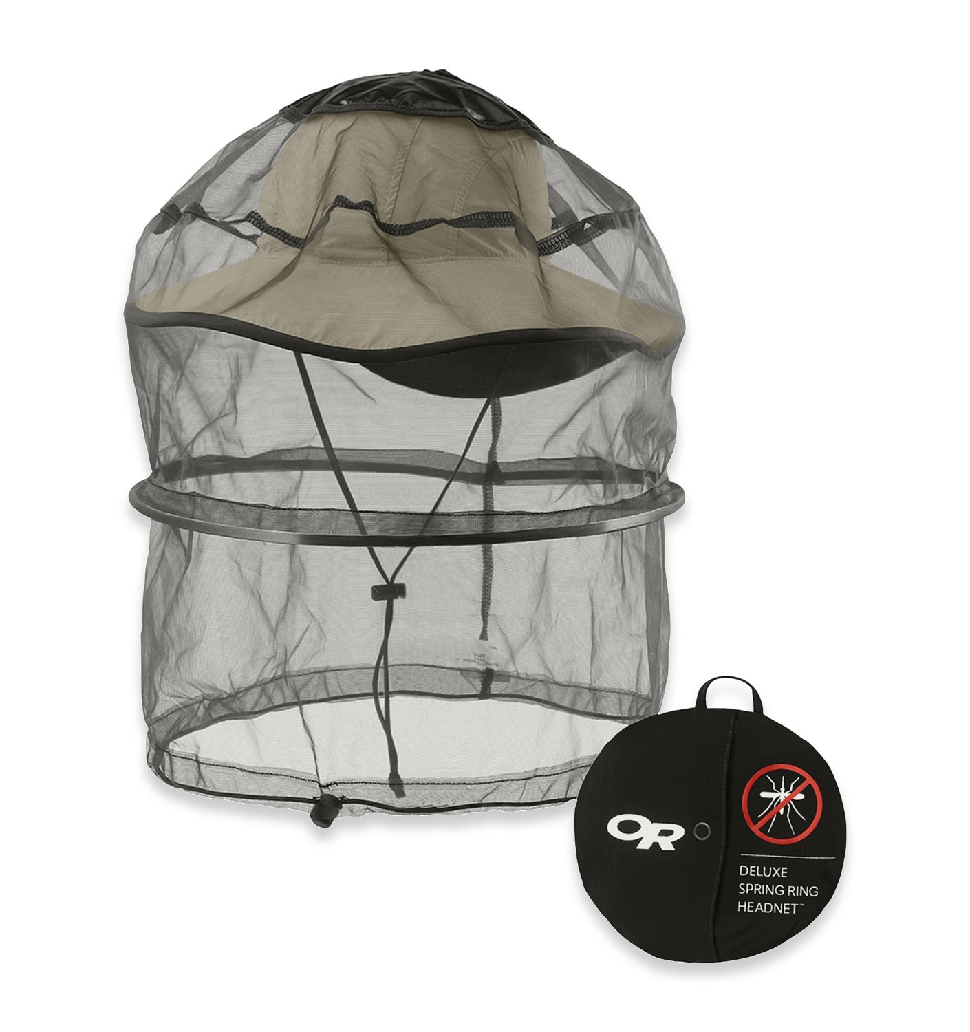 Outdoor Research Deluxe Spring Ring Headnet�