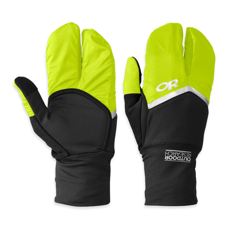 OR Hot Pursuit Convertible Running Gloves�