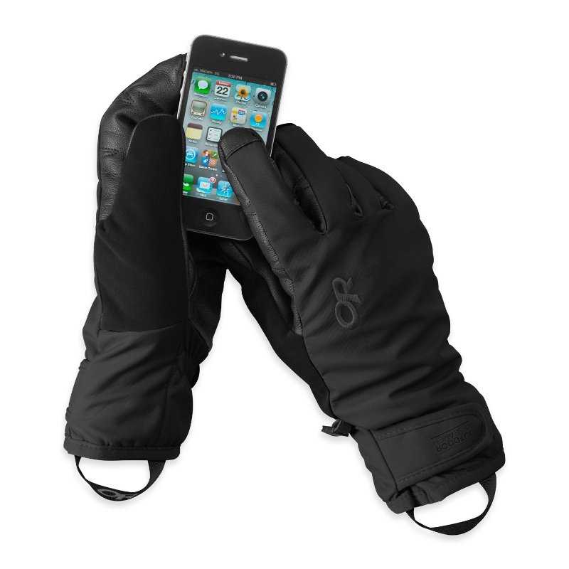 OR Stormsensor Gloves�, Black