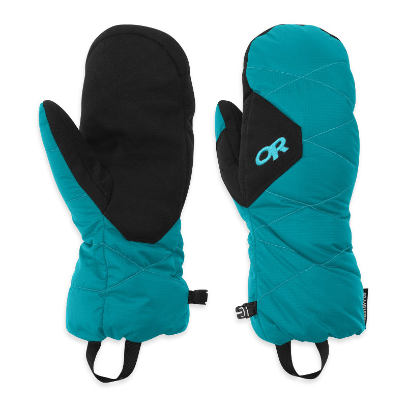 OR Phosphor Mitts�, Turquoise