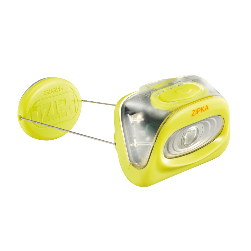 Petzl Zipka Headlamp, 80 to 5 Lumen (2014)
