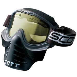 Scott Safari Faceguard