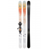 OAC XCD GT 160 UC Skis + OAC EA Bindings