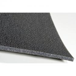 PE Foam For Shoulder Straps Etc., 6 mm, 15 cm Wide