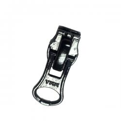 YKK Reverse Locking Bottom Slider+Pull for 5CN and Water-Resistant AquaGuard Zipper